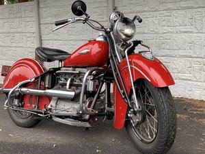 1940 indian four cylinder For Sale