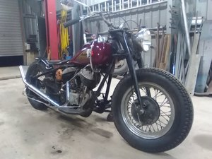 1948 Indian Chief Bobber