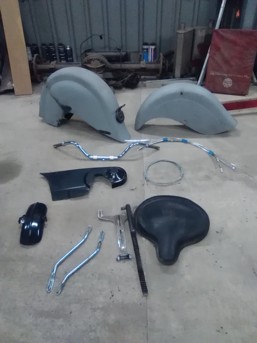 1948 Indian Chief Bobber For Sale (picture 6 of 6)