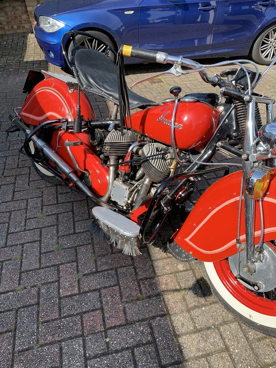 1948 Indian chief  For Sale (picture 1 of 6)