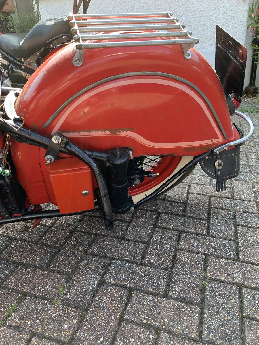 1948 Indian chief  For Sale (picture 5 of 6)