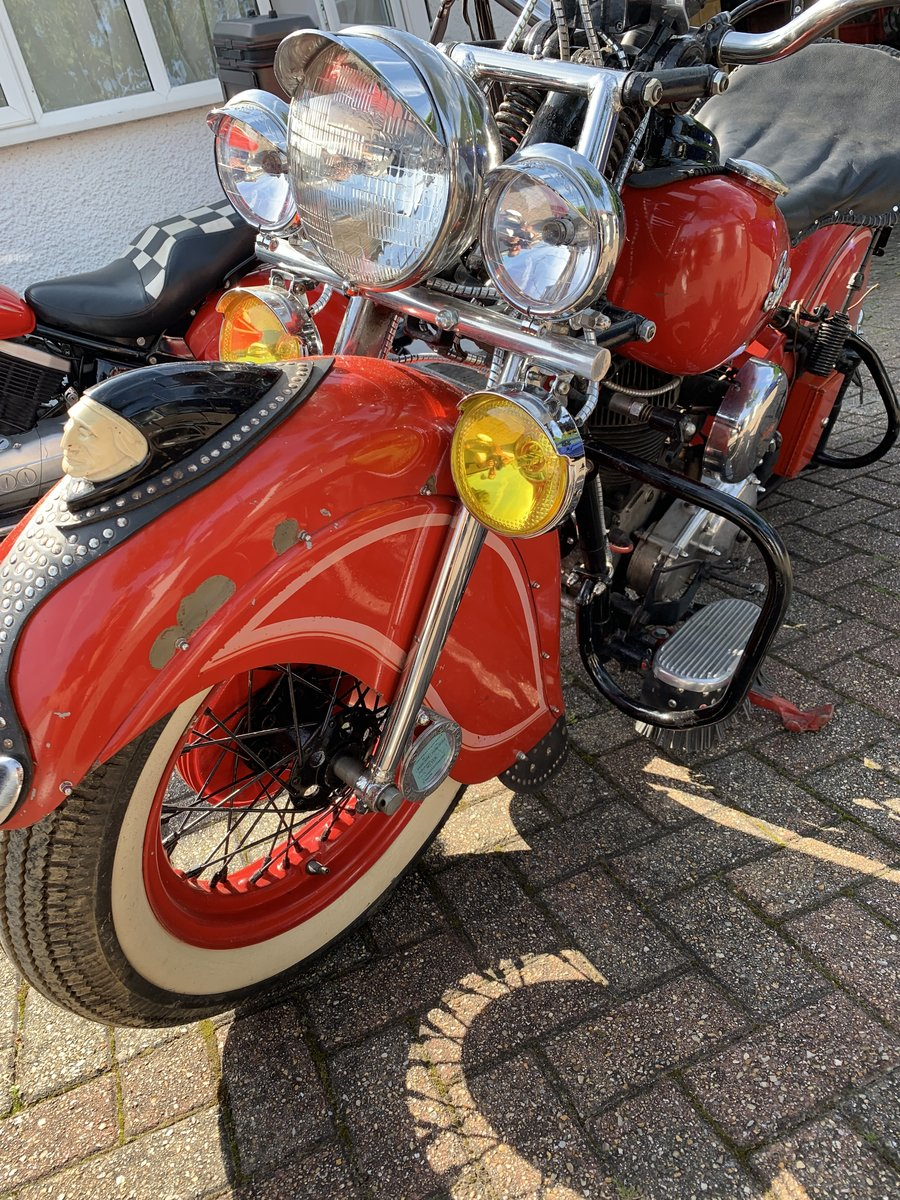 1948 Indian chief  For Sale (picture 6 of 6)