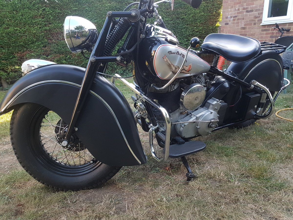 1947 Indian chief  For Sale (picture 4 of 6)