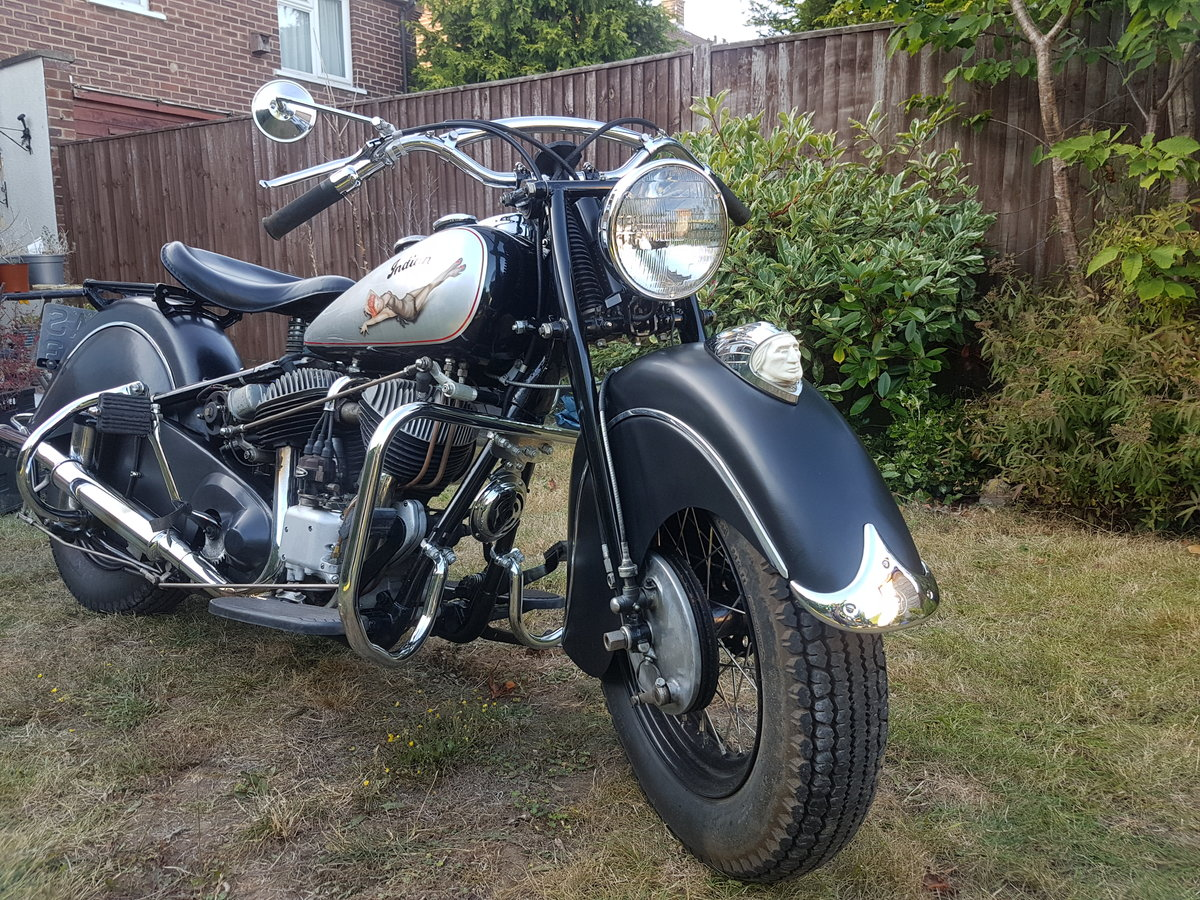 1947 Indian chief  For Sale (picture 5 of 6)