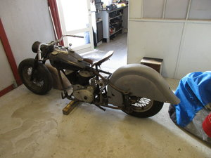 1946 Indian Chief For Sale