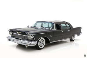 1958 Imperial Crown Limousine By Ghia For Sale