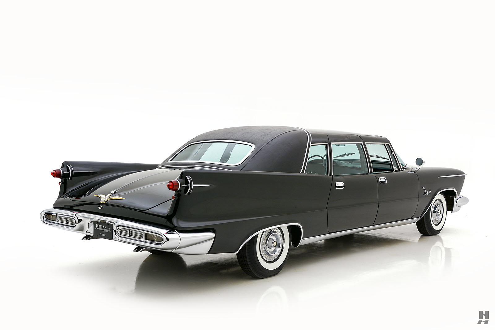 1958 Imperial Crown Limousine By Ghia For Sale (picture 2 of 6)