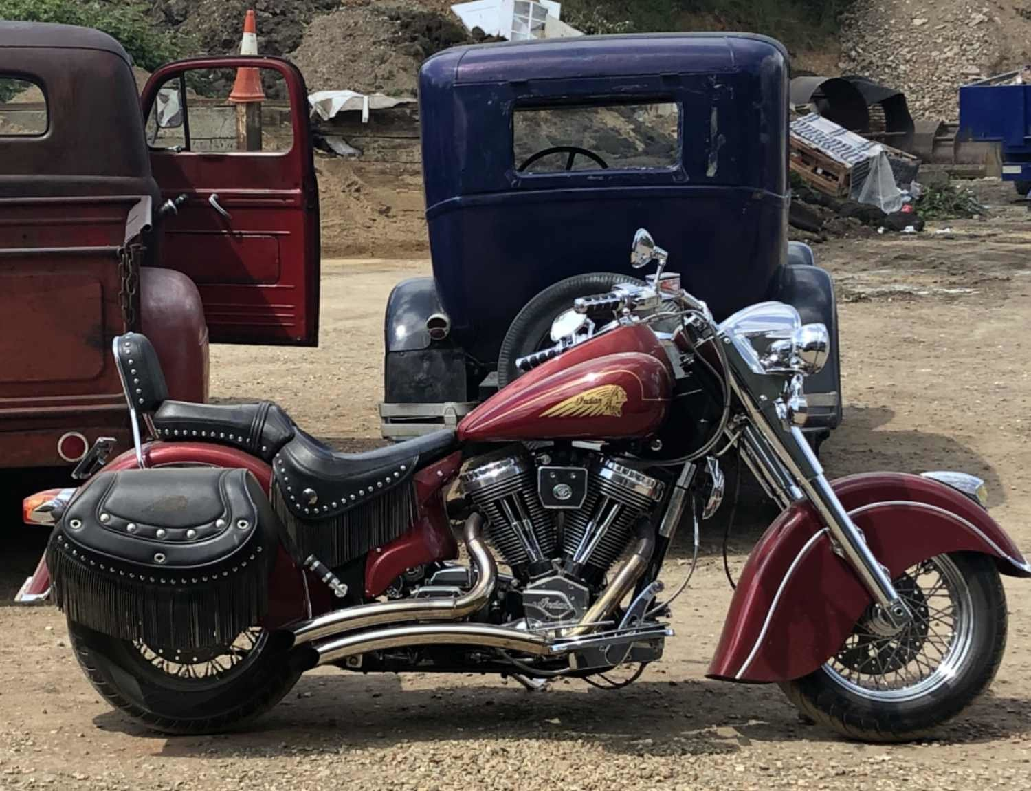 2002 Indian Chief For Sale (picture 1 of 5)