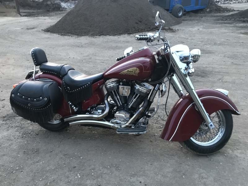 2002 Indian Chief For Sale (picture 2 of 5)