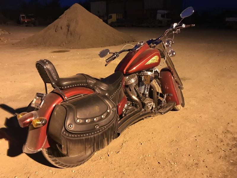 2002 Indian Chief For Sale (picture 3 of 5)