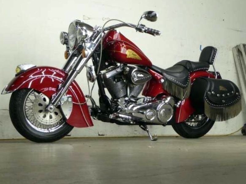 2002 Indian Chief For Sale (picture 4 of 5)