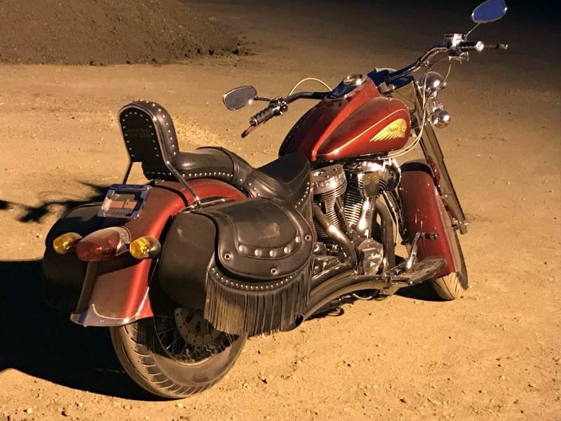 2002 Indian Chief For Sale (picture 5 of 5)