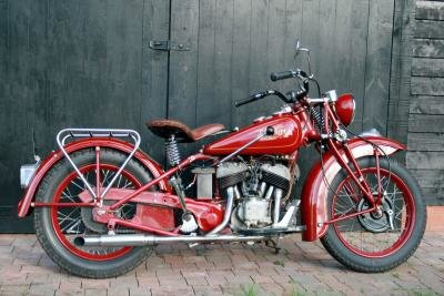 1953 1942 Indian Scout 741