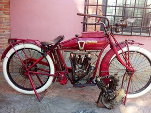 1916 Indian 680cc little twin