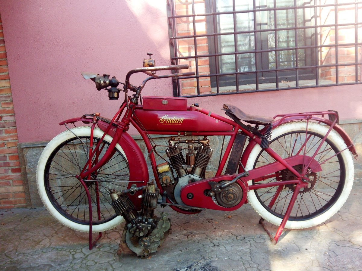 1916 Indian 680cc little twin For Sale (picture 2 of 6)