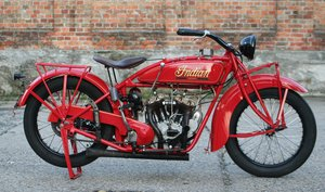 1927 Indian Scout  600cc