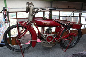 1919 Very rare Indian Light Twin - Model O - 2 Owners