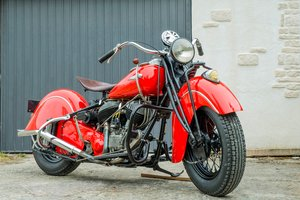 1200 chief 1940 Fully Restored