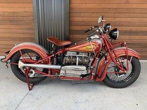 1938 Indian 4 Cylinder 438