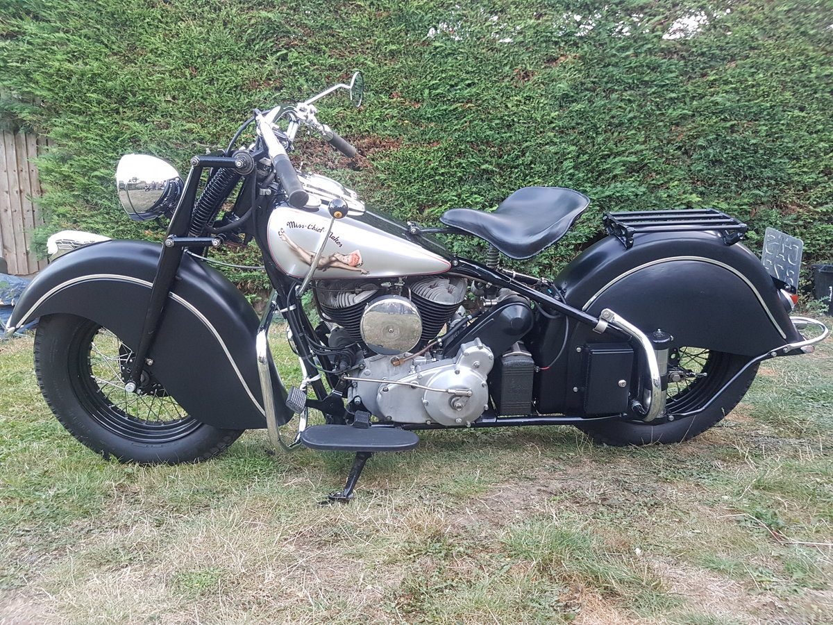 1948 Indian chief 1947 For Sale (picture 2 of 6)
