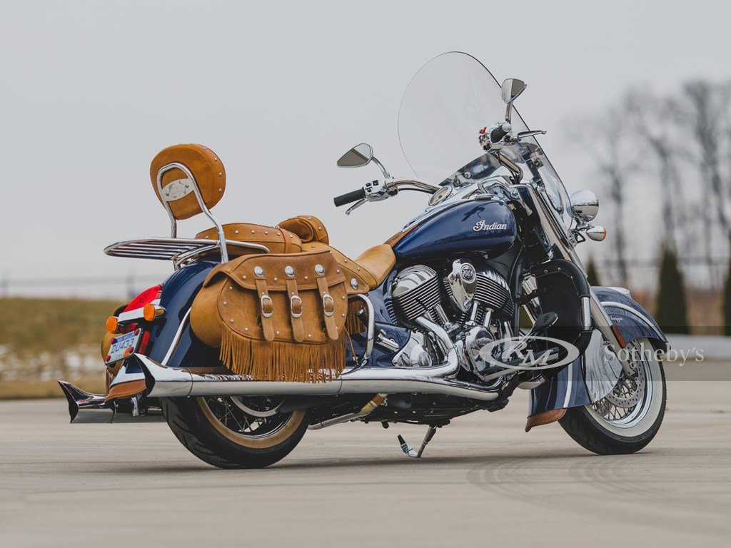 2014 Indian Chief Vintage  For Sale by Auction (picture 2 of 6)