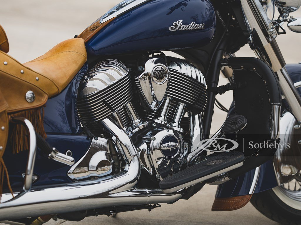 2014 Indian Chief Vintage  For Sale by Auction (picture 3 of 6)