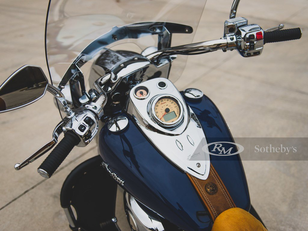 2014 Indian Chief Vintage  For Sale by Auction (picture 4 of 6)