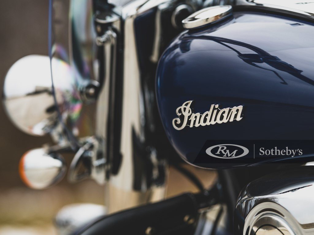 2014 Indian Chief Vintage  For Sale by Auction (picture 5 of 6)