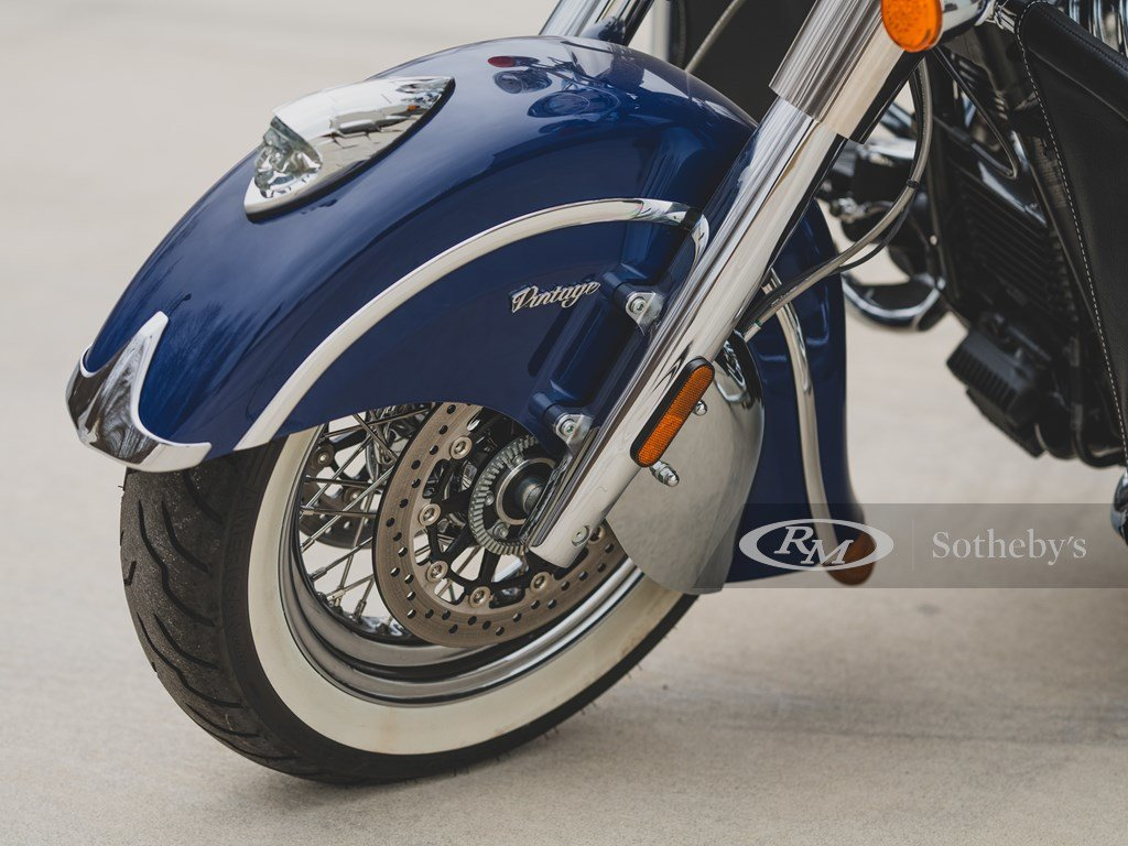 2014 Indian Chief Vintage  For Sale by Auction (picture 6 of 6)