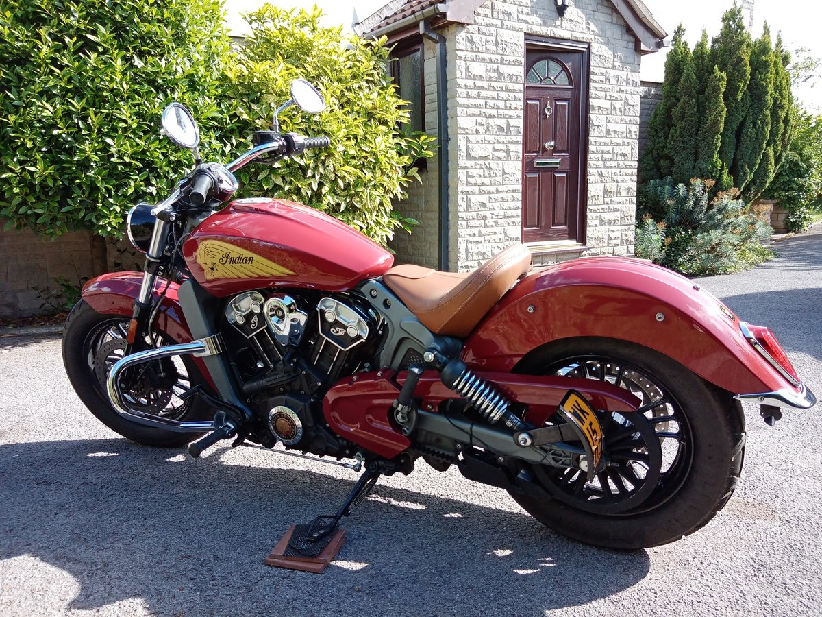 2015 Indian Scout For Sale (picture 3 of 6)