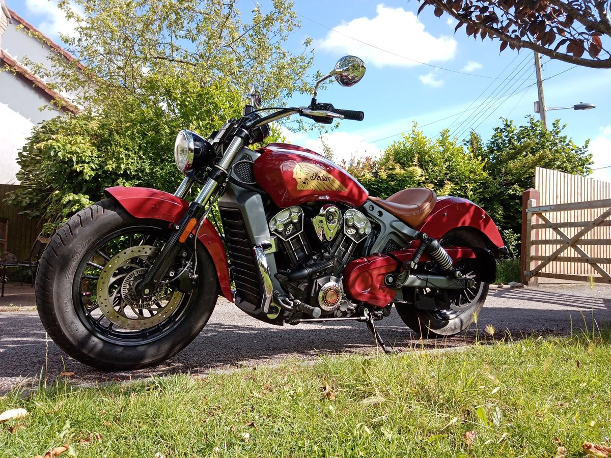 2015 Indian Scout For Sale (picture 6 of 6)
