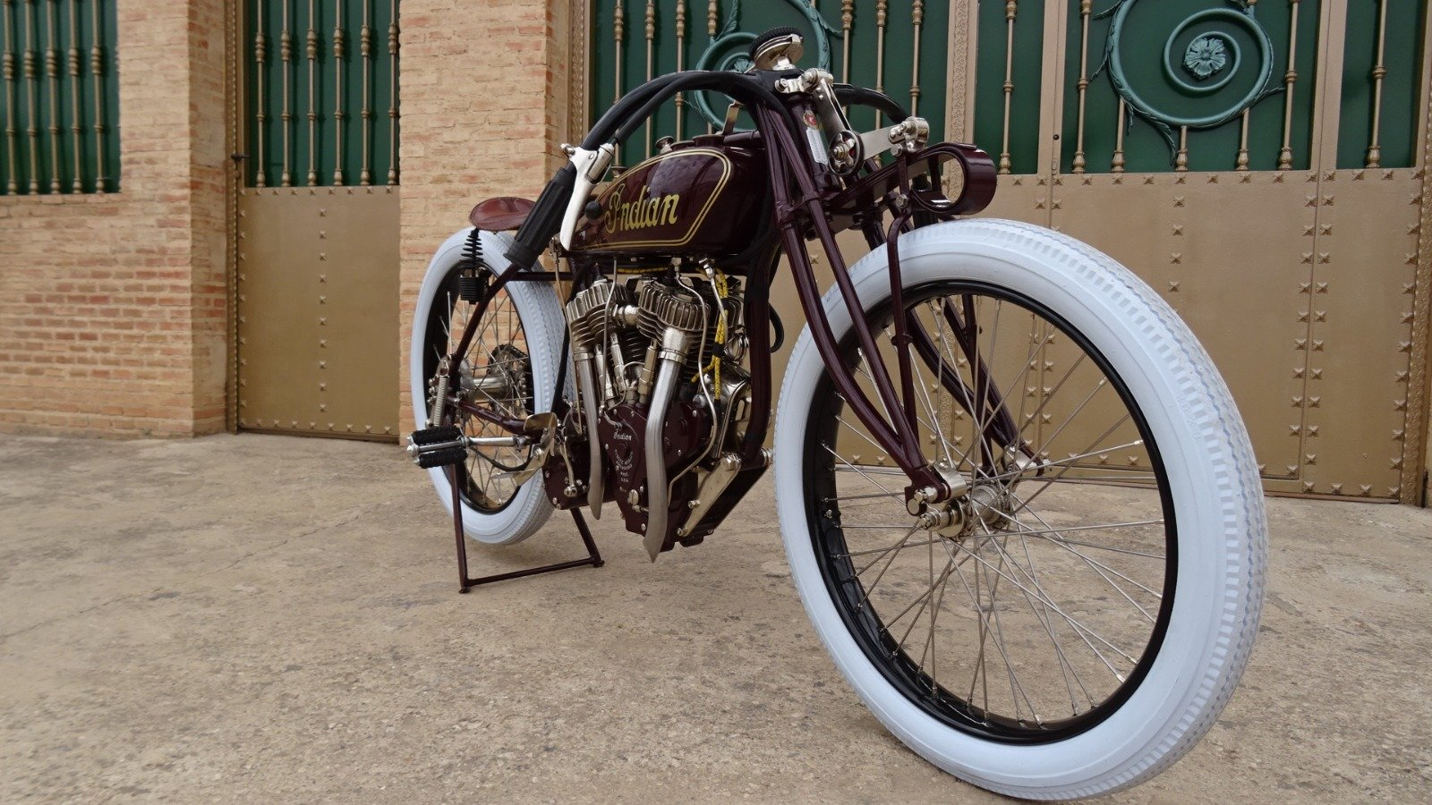 1920 INDIAN POWERPLUS TT RACER 1000cc For Sale (picture 1 of 6)