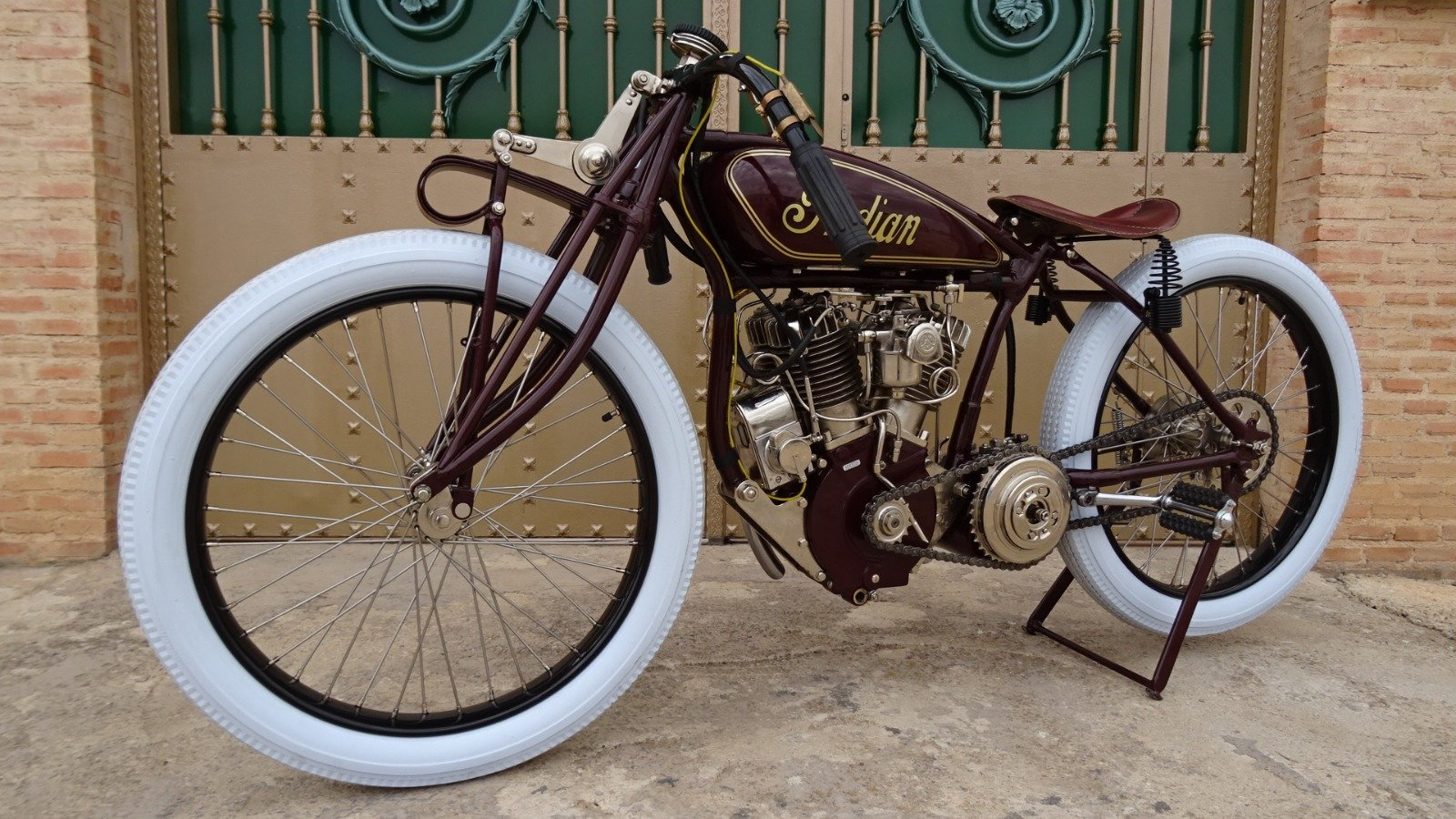 1920 INDIAN POWERPLUS TT RACER 1000cc For Sale (picture 2 of 6)