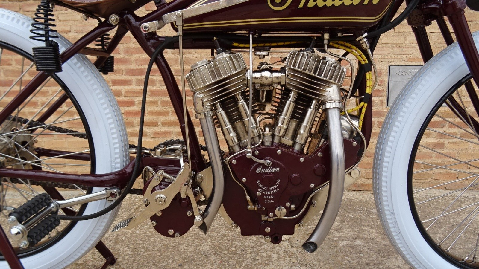 1920 INDIAN POWERPLUS TT RACER 1000cc For Sale (picture 3 of 6)