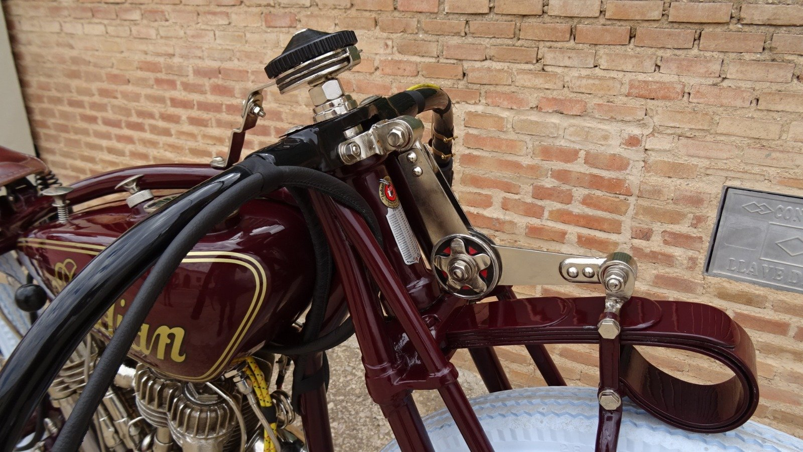 1920 INDIAN POWERPLUS TT RACER 1000cc For Sale (picture 6 of 6)