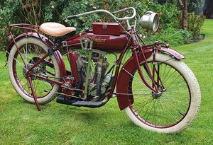 Indian 680cc Little Twin 1916