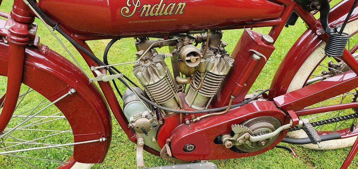 Indian 680cc Little Twin 1916  For Sale (picture 3 of 6)