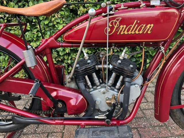 INDIAN SCOUT 1926 For Sale (picture 1 of 6)