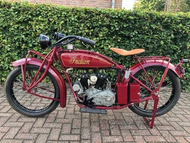 INDIAN SCOUT 1926 For Sale (picture 2 of 6)