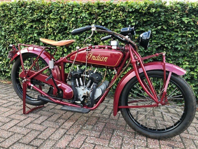INDIAN SCOUT 1926 For Sale (picture 3 of 6)