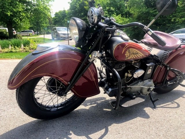 1940 Indian Sport Scout For Sale (picture 3 of 6)