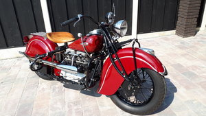Indian 4 cylinder 1265 cc   DDO