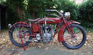 Picture of 1921 Indian Powerplus 61Cui/998cc.