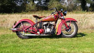 Picture of 1937 Indian 750cc Sportscout For Sale