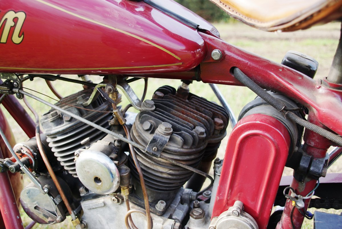 Very Rare Indian Standard scout 750cc 1932 For Sale (picture 4 of 7)