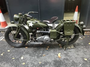 Early Indian 741 Matching no.s Very Original