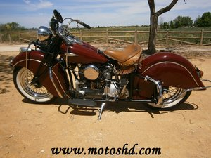 Picture of 1940 Four cyclinder motorcycles -until 40'- WANTED
