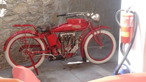 1914 Indian Hendee Special For Sale (picture 2 of 6)