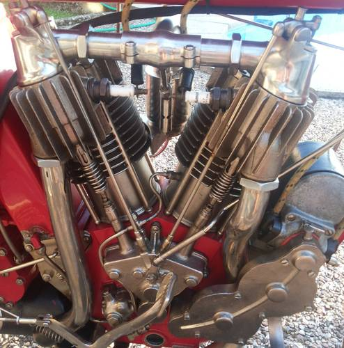 1914 Indian Hendee Special For Sale (picture 3 of 6)