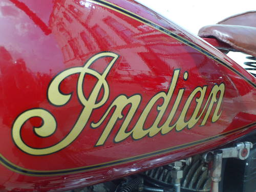 1939 INDIAN SCOUT 741B SOLD (picture 6 of 6)